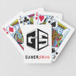 Tarjetas del logotipo de GamerSwag Barajas De Cartas
