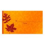 Tarjetas del lugar de la ocasión especial de las h tarjetas de negocios