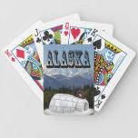 Tarjetas del Mt McKinley del parque nacional de Al Barajas