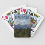 Tarjetas del Mt McKinley del parque nacional de Al Cartas De Juego