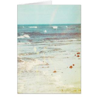 tarjetas del norte de las costas de Norfolk.