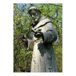 Tarjetas del rezo de St Francis Tarjeta De Visita