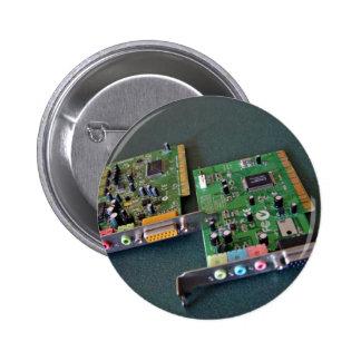 tarjetas del sonido/de la palanca de mando del PCI Pins