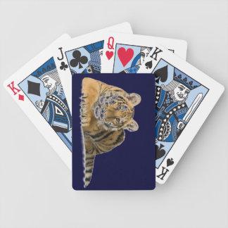 tarjetas del tigre no dude en para modificar estas barajas de cartas