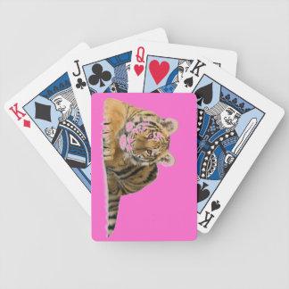 tarjetas del tigre no dude en para modificar estas cartas de juego