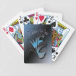 tarjetas del WFC-playing Barajas