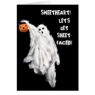 tarjetas divertidas de Halloween