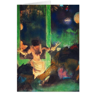 Tarjetas Edgar Degas - DES Ambassadeurs del café