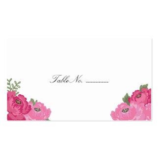 Tarjetas elegantes del acompañamiento de la tarjetas de visita