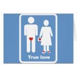 tarjetas felices del día de San Valentín del amor
