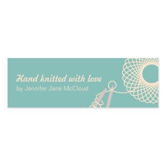Tarjetas flacas poner crema del negocio/de la tarjetas de visita mini