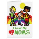 Tarjetas GAY - Luv 2 mamáes