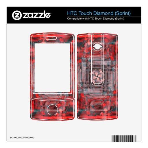Tarjetas HTC Touch Diamond Skins