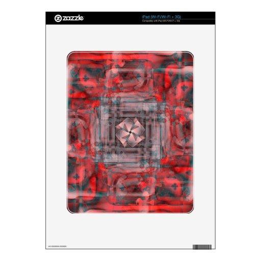 Tarjetas iPad Calcomanía