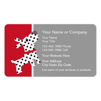 Tarjetas lindas de la empresa de servicios del mas tarjetas de visita