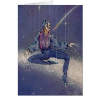 Tarjetas - Mime cósmico