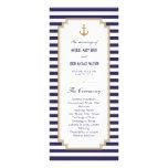 Tarjetas náuticas elegantes del estante del diseños de tarjetas publicitarias