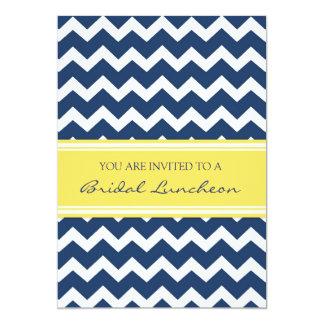 Tarjetas nupciales azules de la invitación del