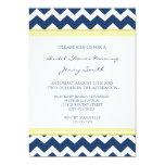 Tarjetas nupciales de la invitación de la ducha de invitación 12,7 x 17,8 cm