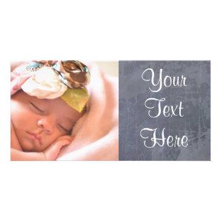 Tarjetas personalizadas de la foto tarjeta con foto personalizada