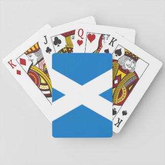 tarjetas por el highsaltire cartas de póquer