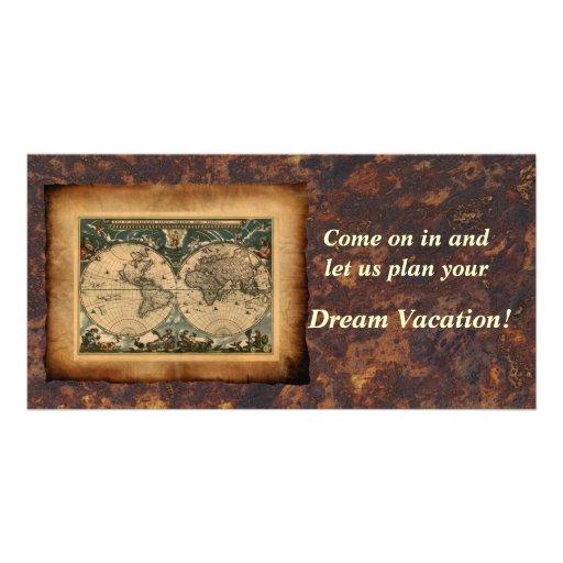 Tarjetas promocionales de la foto de la invitación tarjetas fotográficas personalizadas