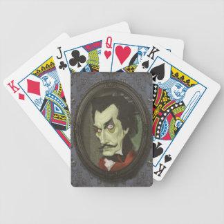 Tarjetas satíricas frecuentadas de Vincent Price d Baraja De Cartas