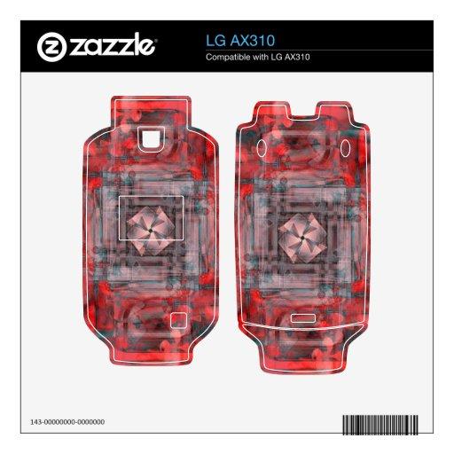 Tarjetas Skins Para elLG AX310