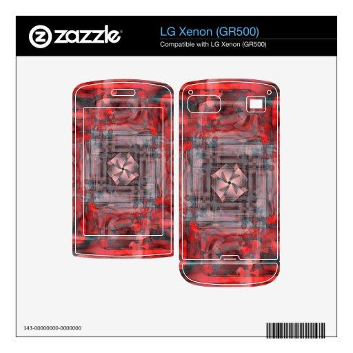 Tarjetas Skins Para LG Xenon