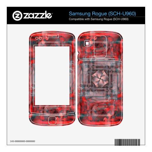 Tarjetas Skins Para Samsung Rogue