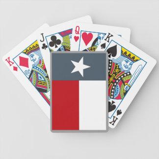 Tarjetas solitarias del póker del em del asimiento baraja de cartas