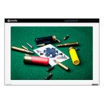 Tarjetas y balas de juego skins para 43,2cm portátiles