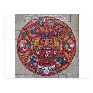 Tarjetas y camisetas de regalos mayas del calendar tarjetas postales