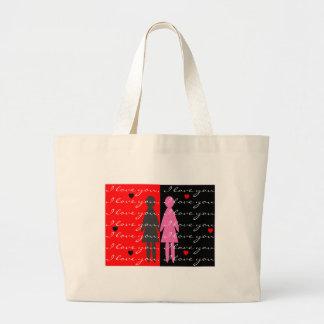 Tarjetas y regalos lesbianos de la tarjeta del día bolsas