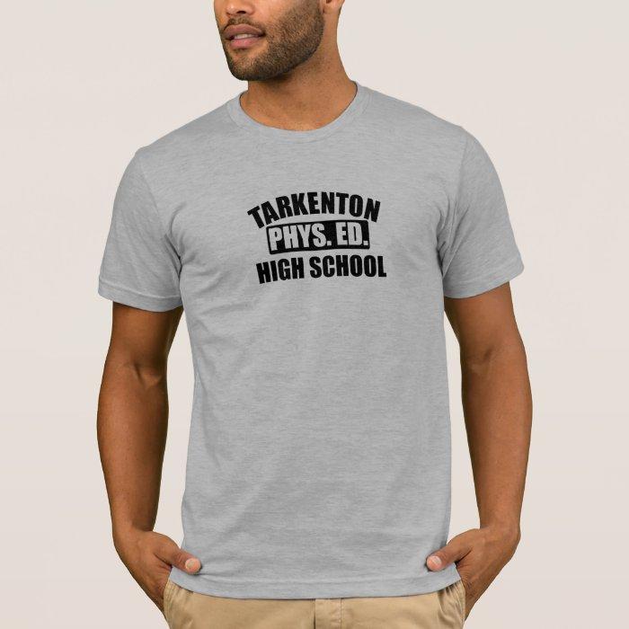 Tarkenton Phys Ed High School T-Shirt