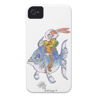 Tarlervins_Sea_Quest_ iPhone 4 Case-Mate Case