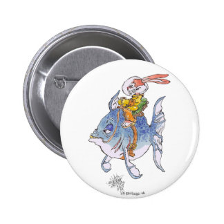 Tarlervins_Sea_Quest_ Pinback Button