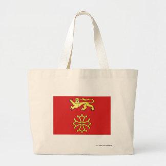 Tarn-et-Garonne flag Bag