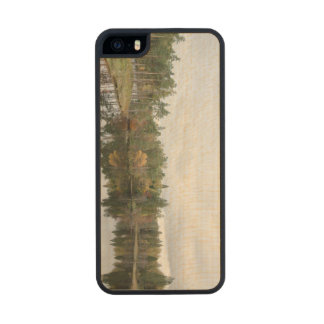 Tarn Hows, Cumbria Wood iPhone SE/5/5s Case