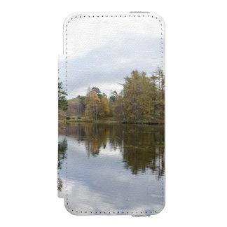 Tarn Hows, Lake District Wallet Case For iPhone SE/5/5s
