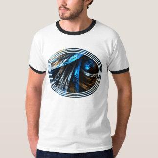 Tarnish in Blue Deco Border Shirt