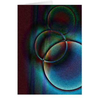 Tarnished Abstract 20100724 Card