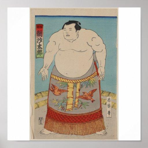 Taro de Asashio - 1868 Impresiones
