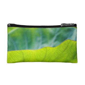 Taro Leaf Accessory Bag