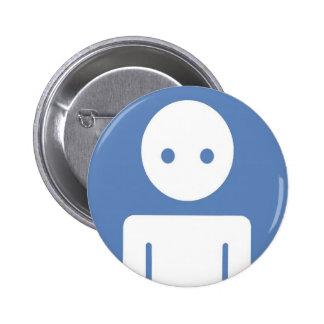 taro tanaka badge pinback button