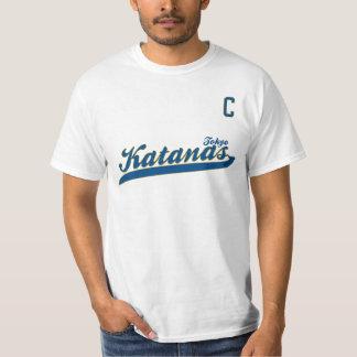 Taro Tsujimoto Player Name and Number Design T-Shirt