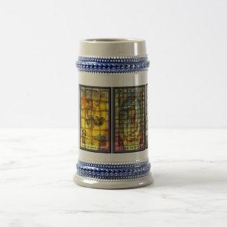Tarot beer mug 2