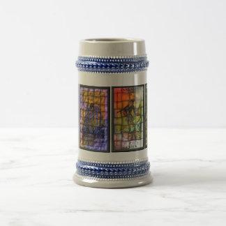 Tarot beer mug 3