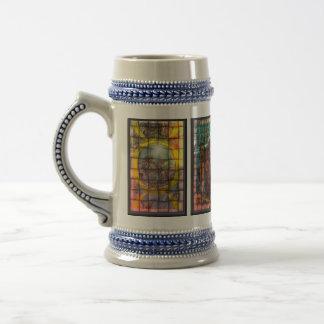 Tarot beer mug 5
