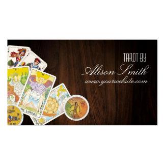 Tarot Business Cards Tarjeta Personal